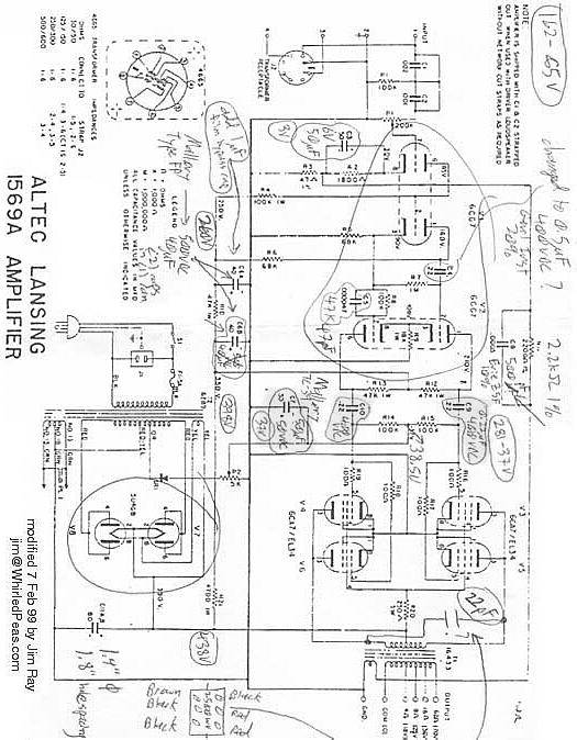 altec lansing ada885 wiring diagram